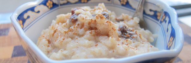 the best rice pudding ever i initially made this rice