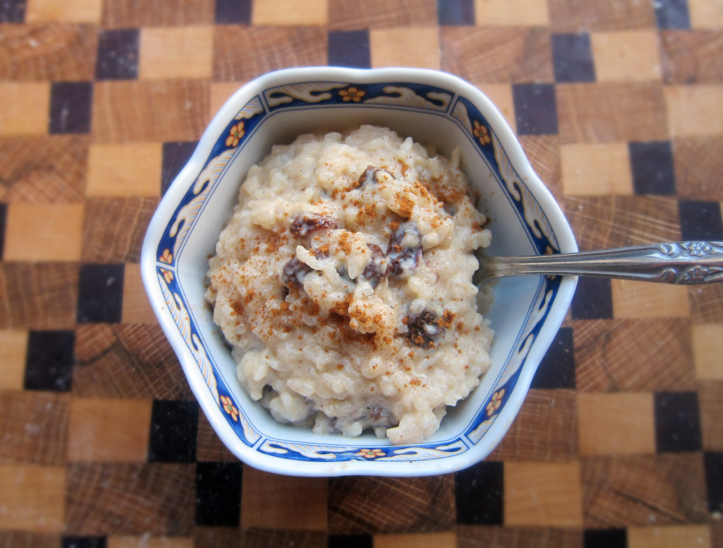 an anytime treat best ever rice pudding rice pudding the way every ...