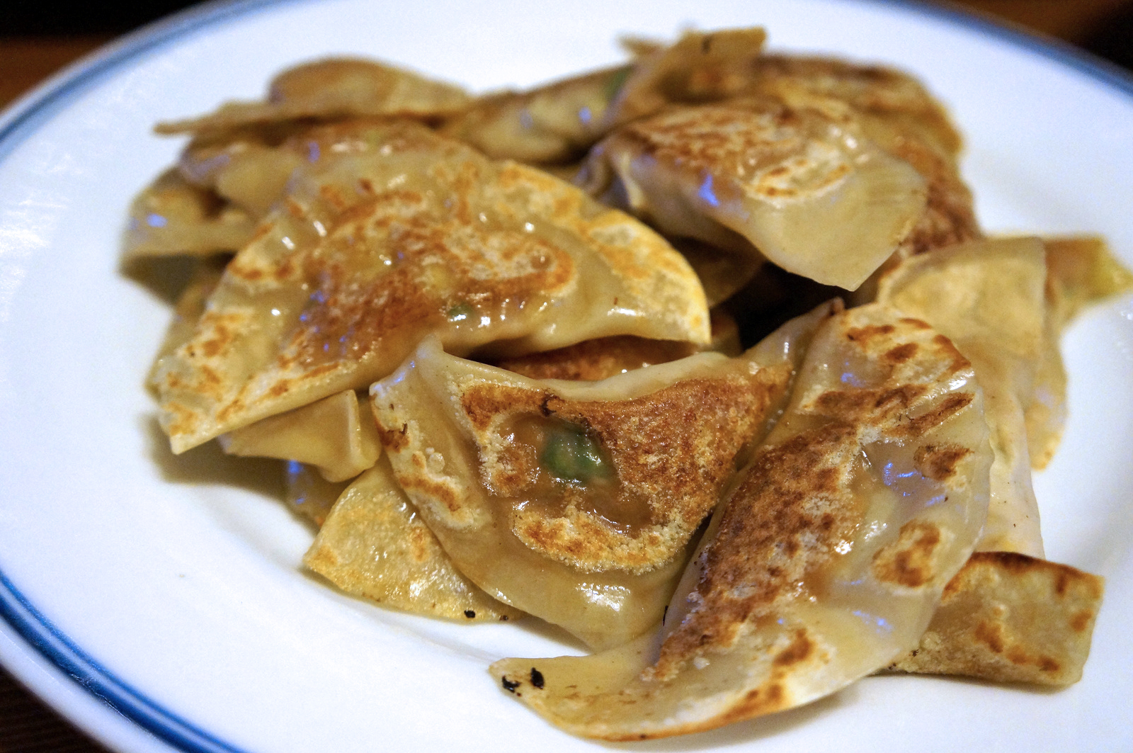 Chicken Pot Stickers Recipes — Dishmaps