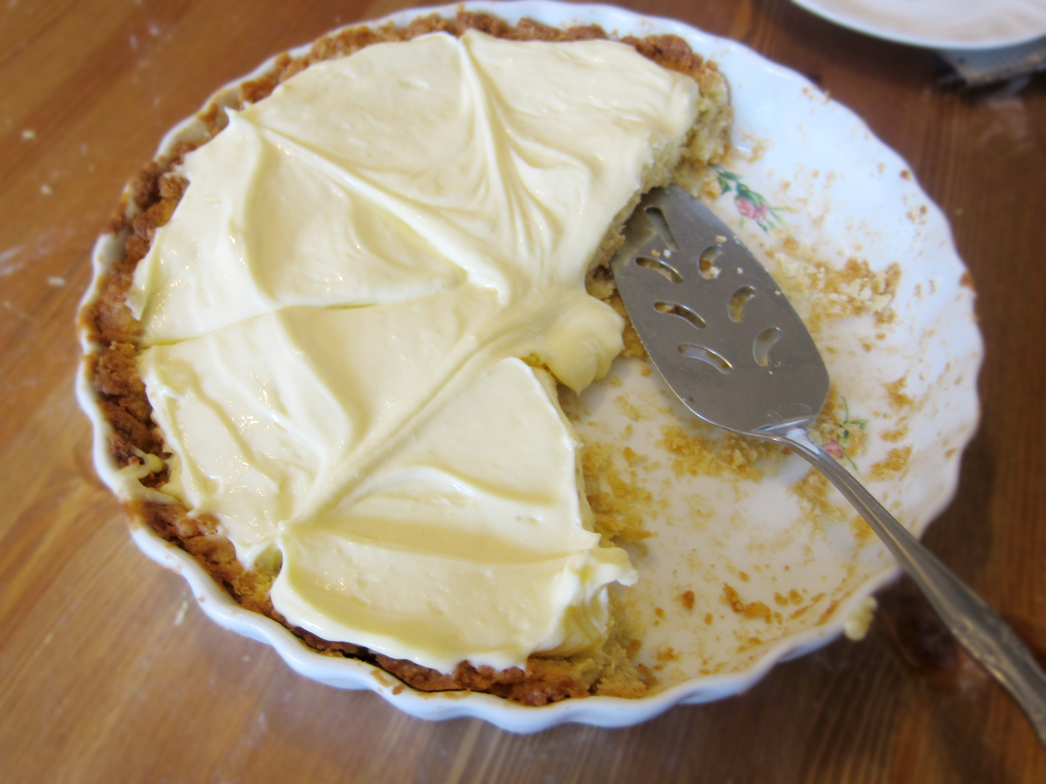 The G-d Damn Lemon Tart