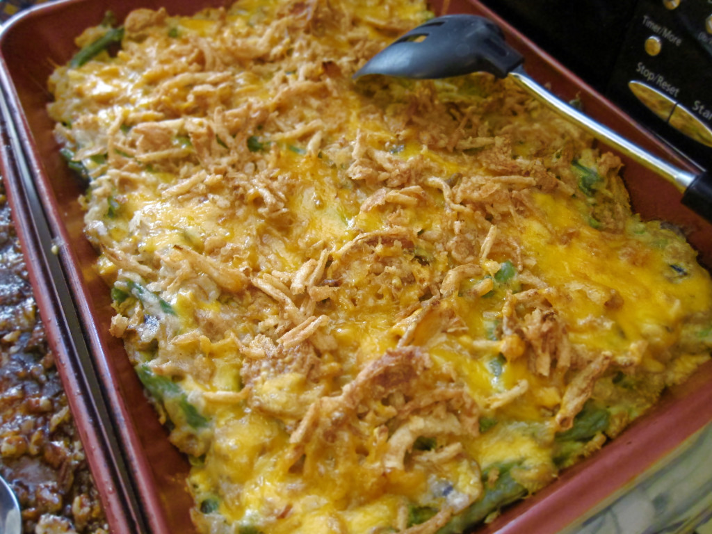 For green bean casserole purists, you'll want to look for another ...