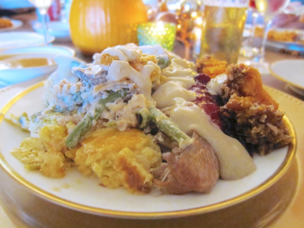 turkeydayplate