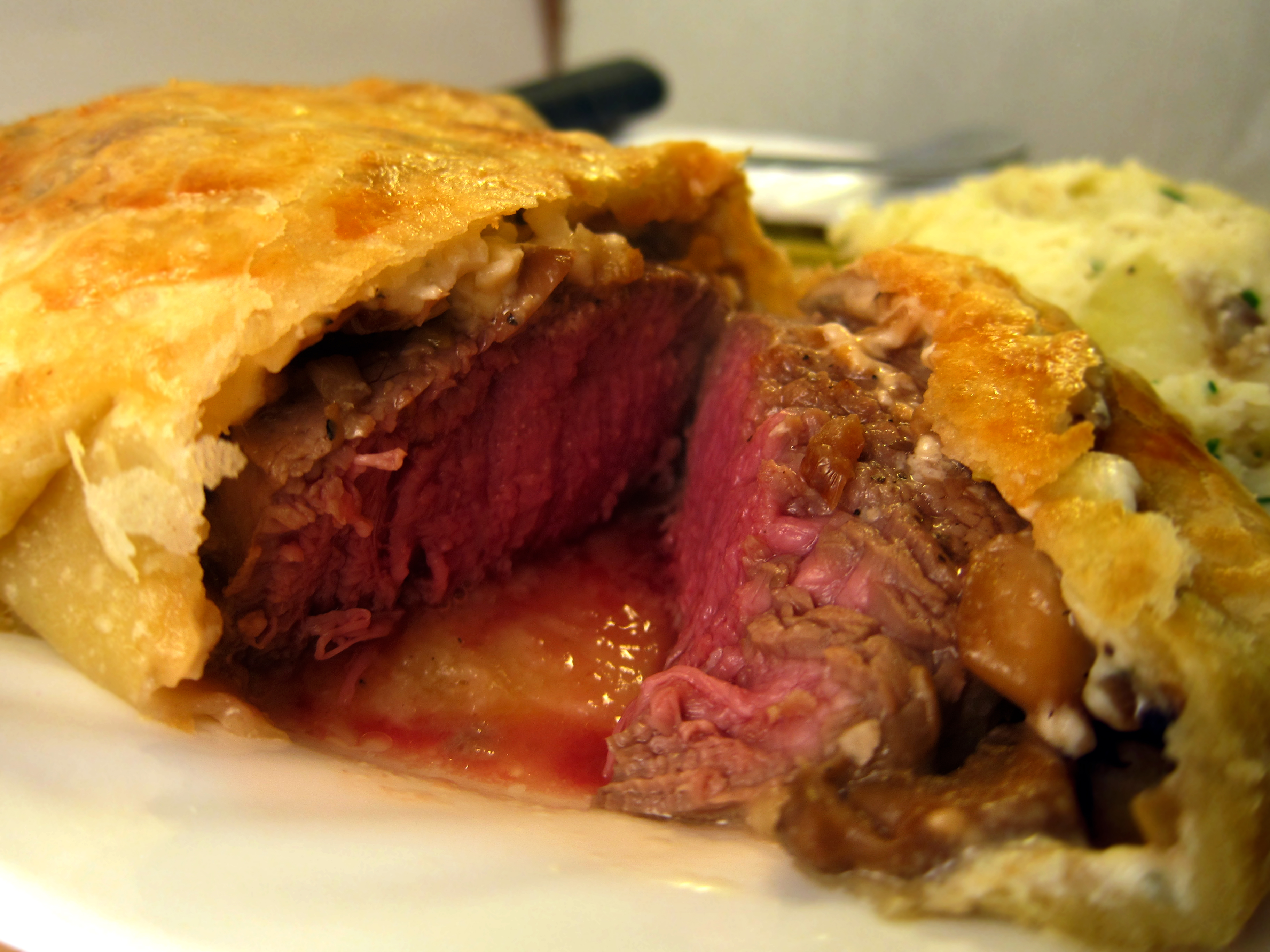 Baby Beef Wellingtons