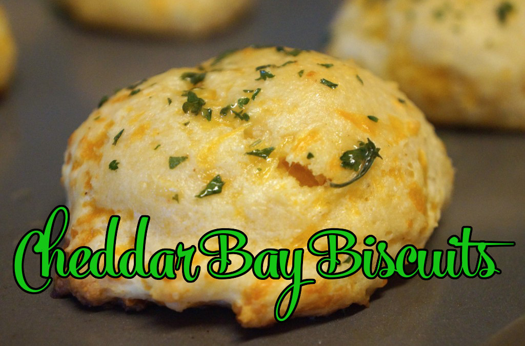 Copy-cat Recipe: Cheddar Bay Biscuits