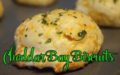 Copy-cat Recipe: Cheddar Bay Biscuits