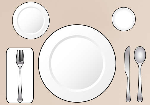 casualplacesetting