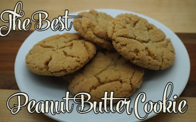 Recipe Review: The BEST Peanut Butter Cookies