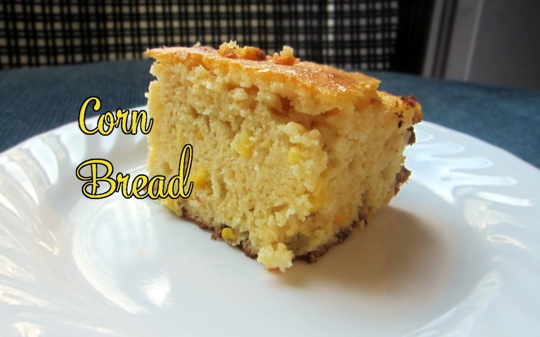 Thick n' Moist Corn Bread