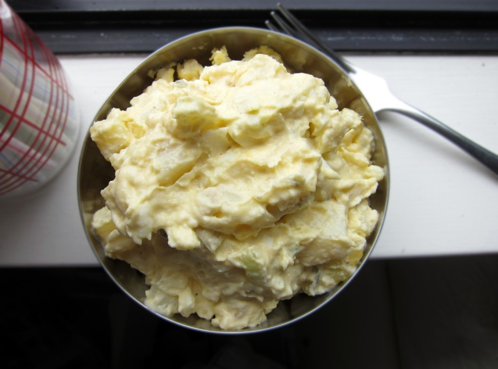 creamy potato salad 1