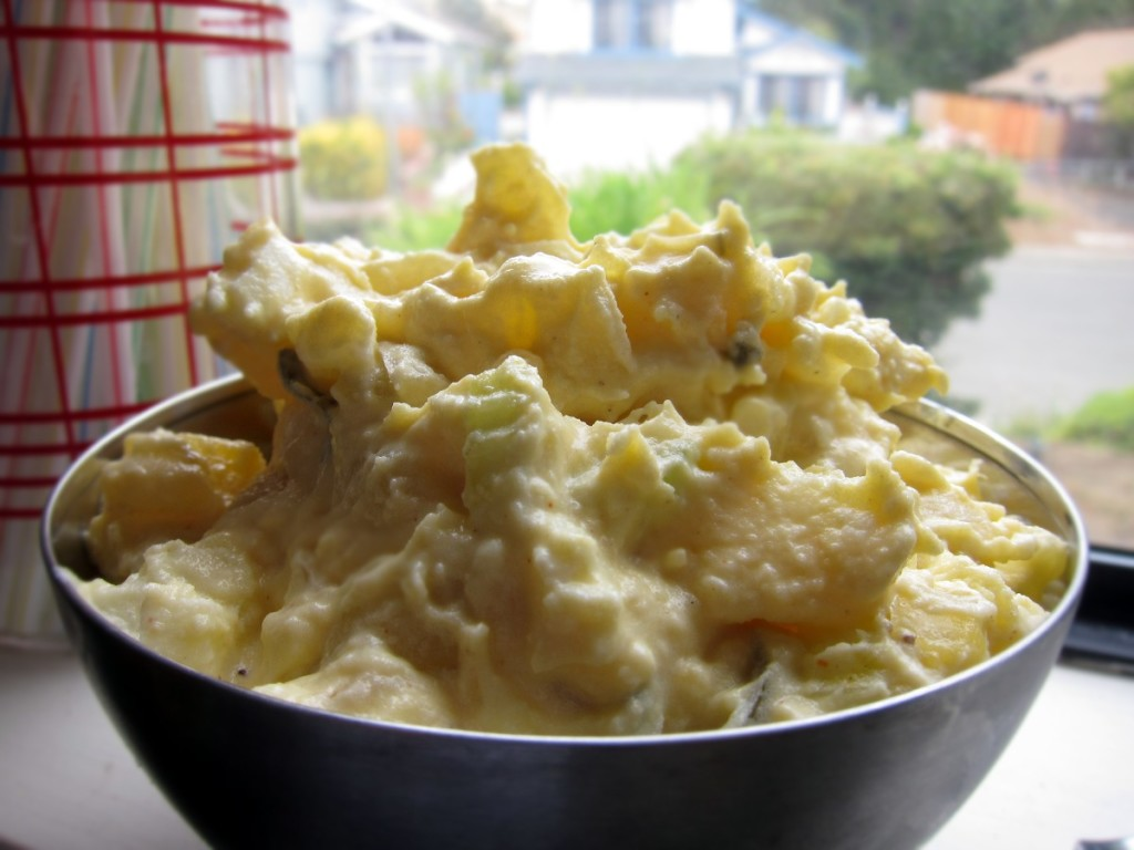 creamy potato salad 2