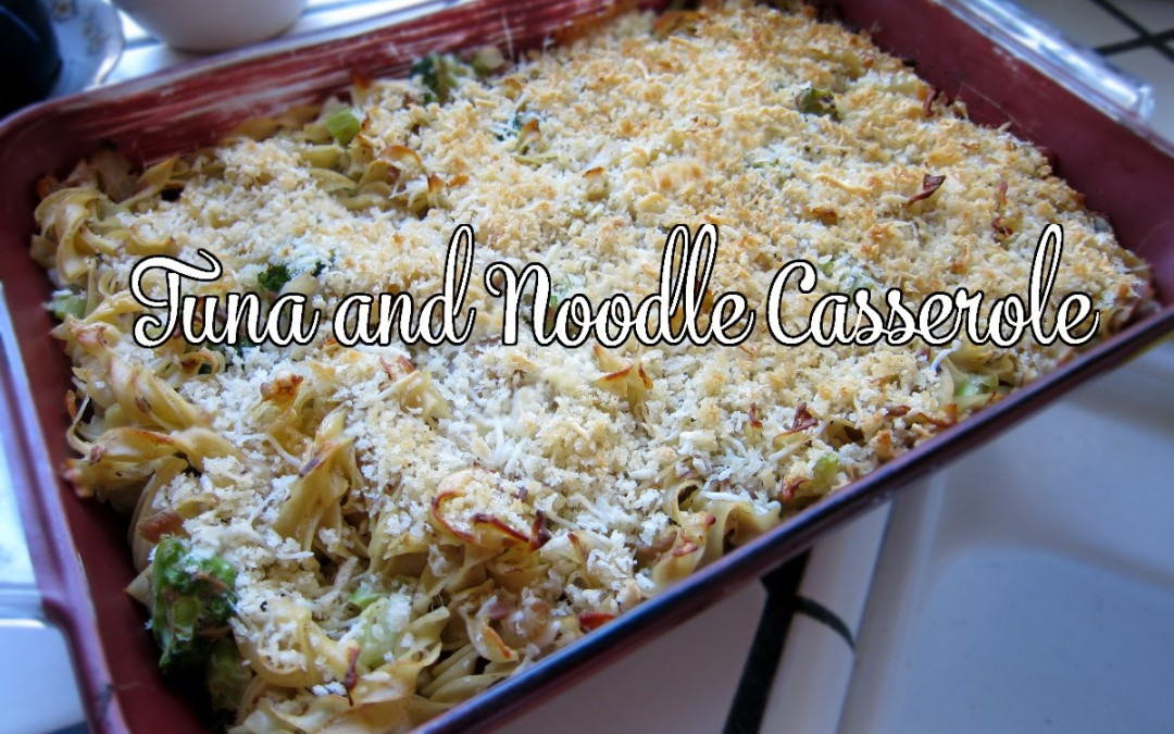Nuna and Toodles Casserole