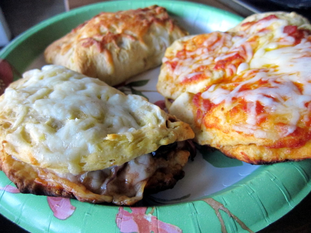 pizza stuffed biscuit balls 2