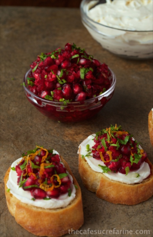 Cranberry-and-Pomegranate-Bruschetta-3