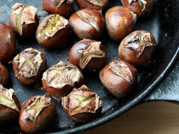 Thursday Link Rodeo: Chestnuts